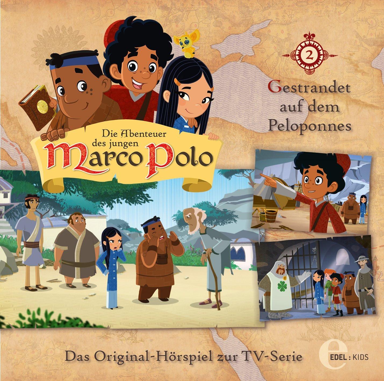 Die Abenteuer des jungen Marco Polo 02 Gestrandet auf dem Pelopo