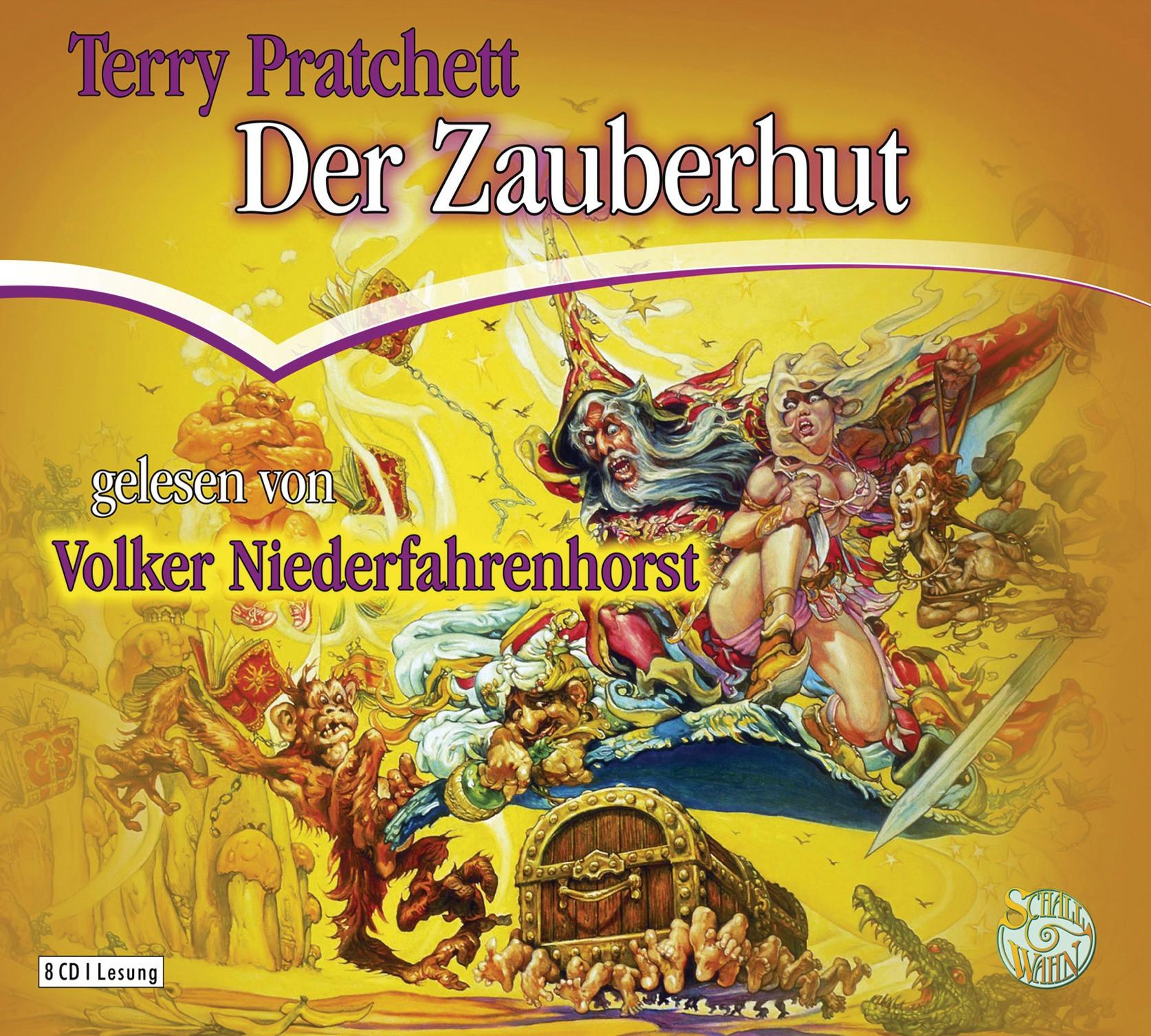 Terry Pratchett - Der Zauberhut
