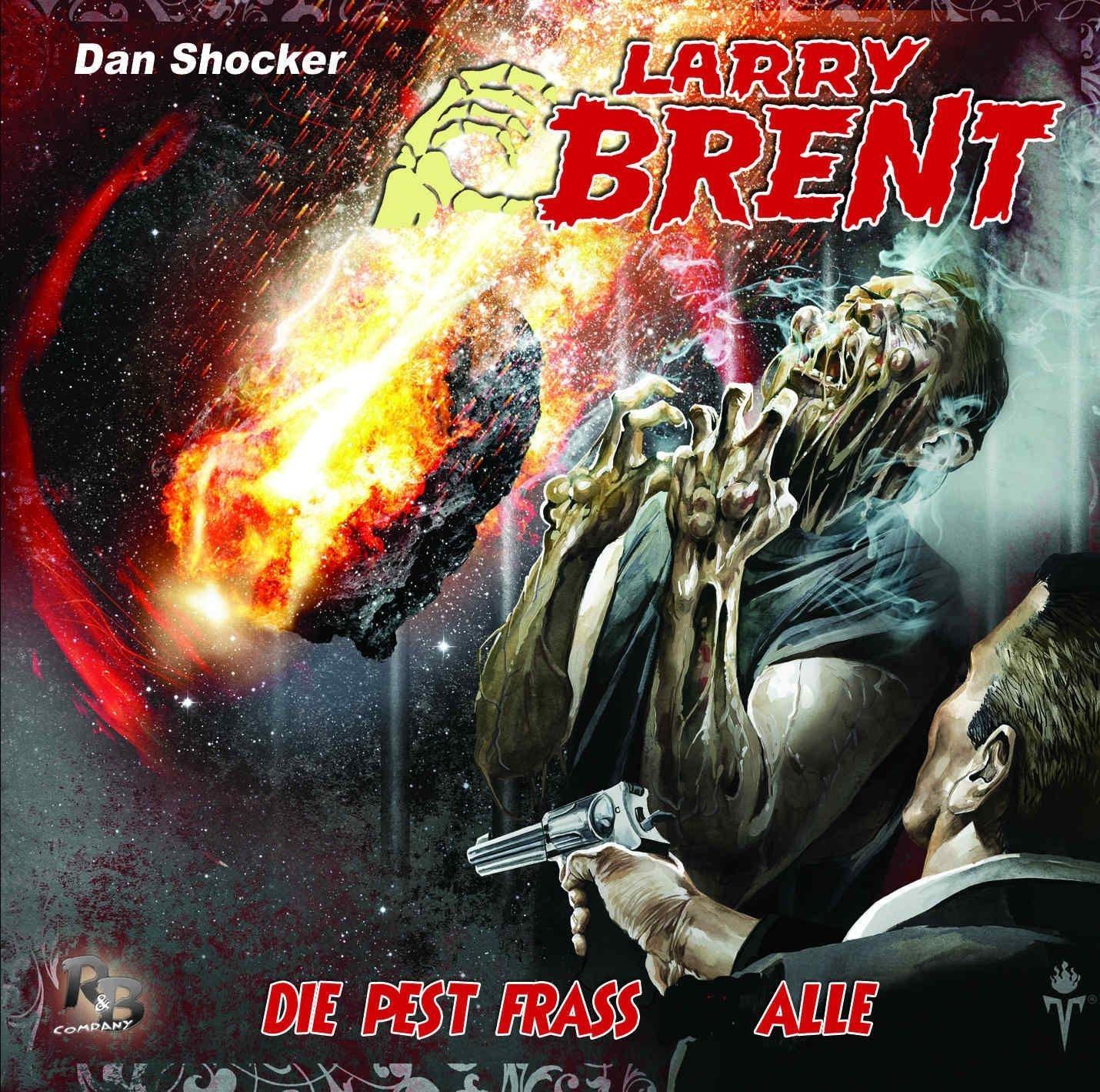 Larry Brent - Folge 15: Die Pest fraß alle