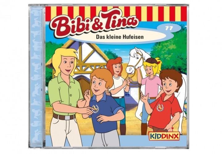 Bibi und Tina - 77 - Das kleine Hufeisen