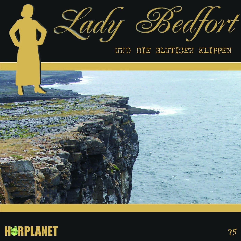 Lady Bedfort 75 Die blutigen Klippen