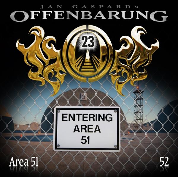 Offenbarung 23 Folge 52 Area 51