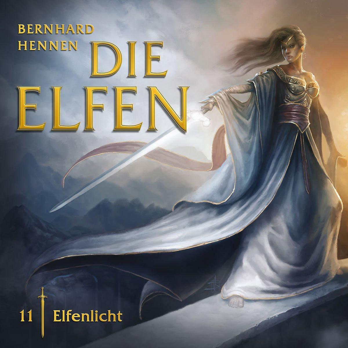 Hennen - Die Elfen 11 - Das Elfenlicht