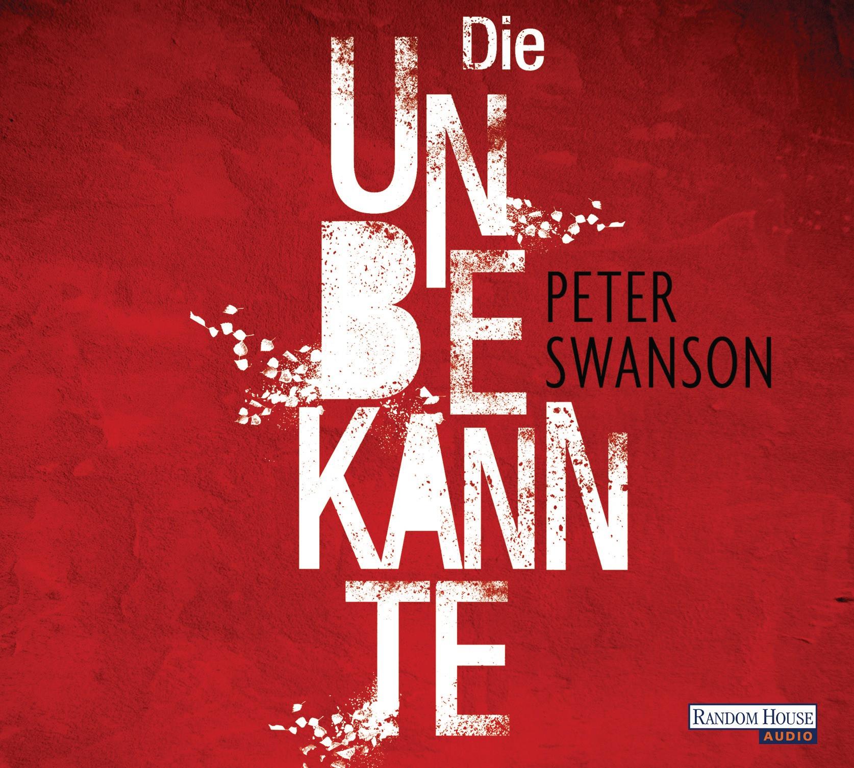 Peter Swanson - Die Unbekannte