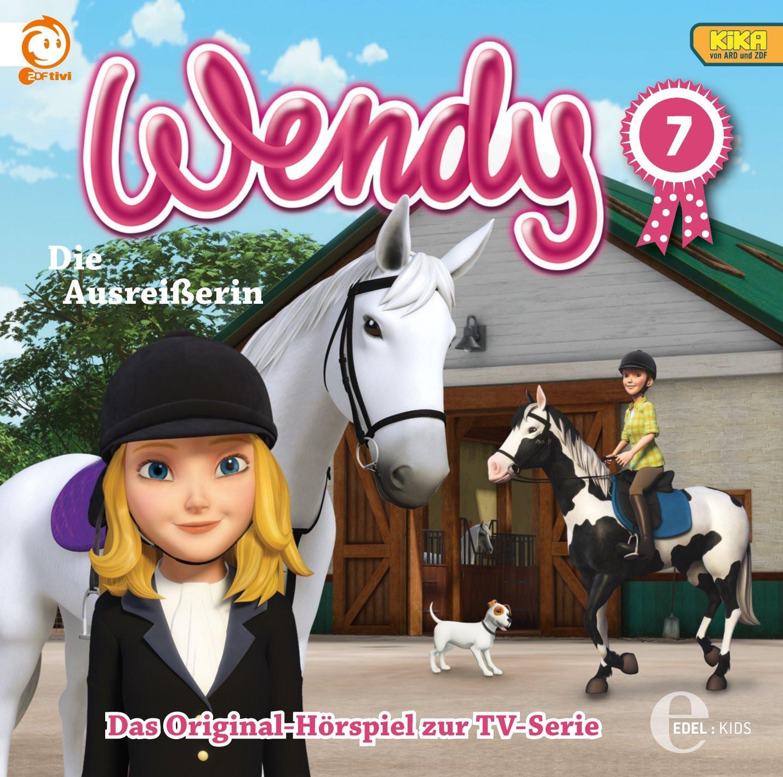 Wendy - Hörspiel zur TV-Serie - Folge 7: Die Ausreißerin