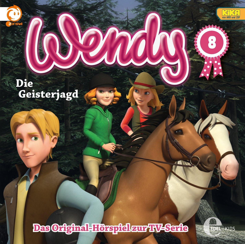 Wendy - Hörspiel zur TV-Serie - Folge 8: Die Geisterjagd