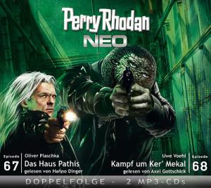 Perry Rhodan Neo MP3 Doppel-CD Folgen 67+68
