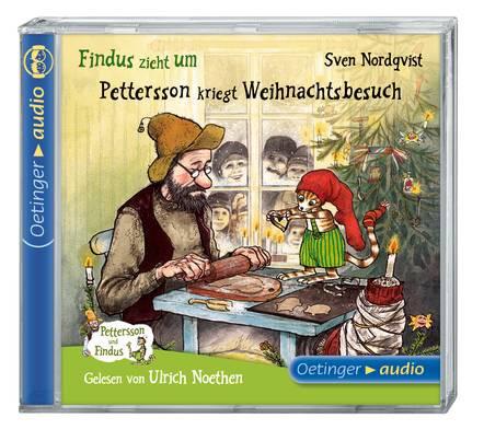 Findus zieht um / Pettersson kriegt Weihnachtsbesuch