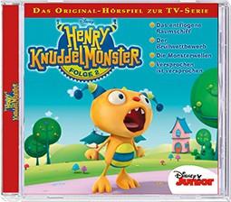 Disney - Henry Knuddelmonster - Folge 2