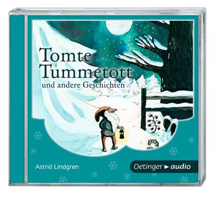 Astrid Lindgren - Tomte Tummetott und andere Geschichten