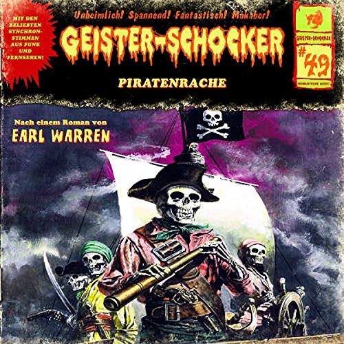 Geister-Schocker 49 Piratenrache