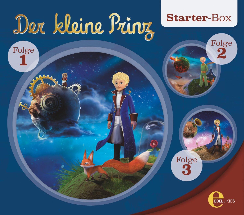 Der kleine Prinz - Starter-Box - Folge 1 bis 3 in einer Box