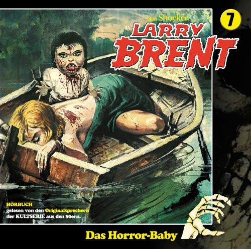 Larry Brent 07: Das Horror-Baby ( Hörbuch )
