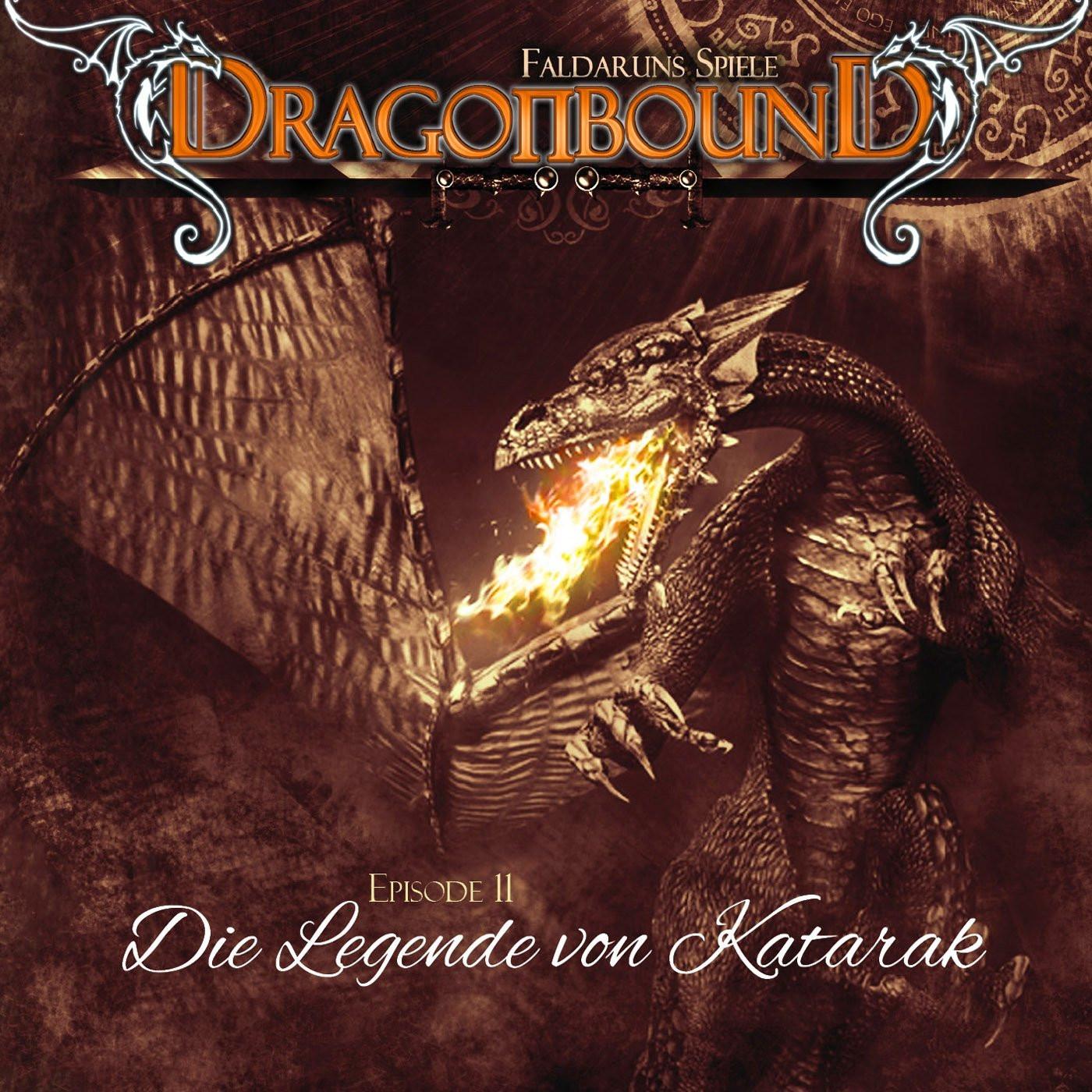 Dragonbound 11 Die Legende Von Katarak (2.Staffel)