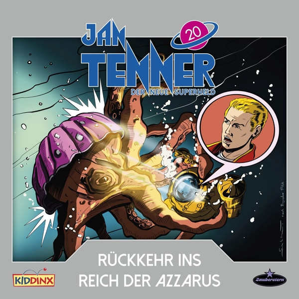 Jan Tenner - Folge 20: Rückkehr ins Reich der Azzarus