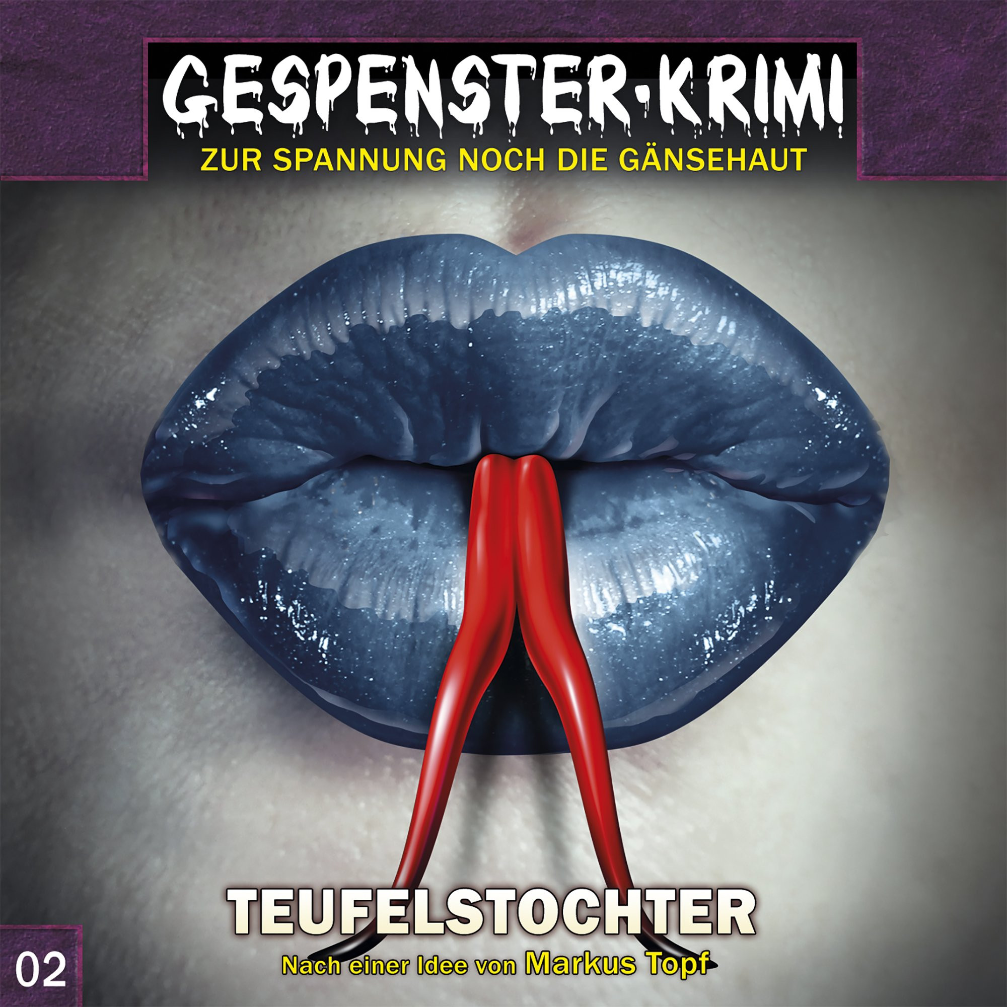 Gespenster-Krimi - Folge 2: Teufelstochter