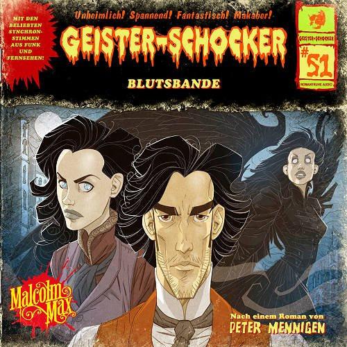 Geister-Schocker 51 Blutsbande