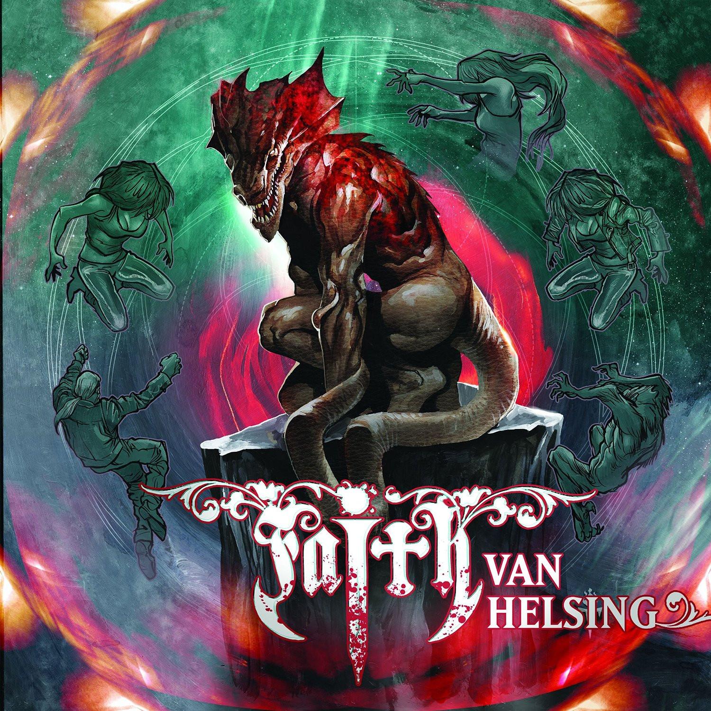 Faith - The Van Helsing Chronicles 47 Ewiger Schlaf