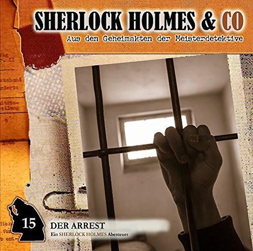 Sherlock Holmes & Co 15 - Der Arrest