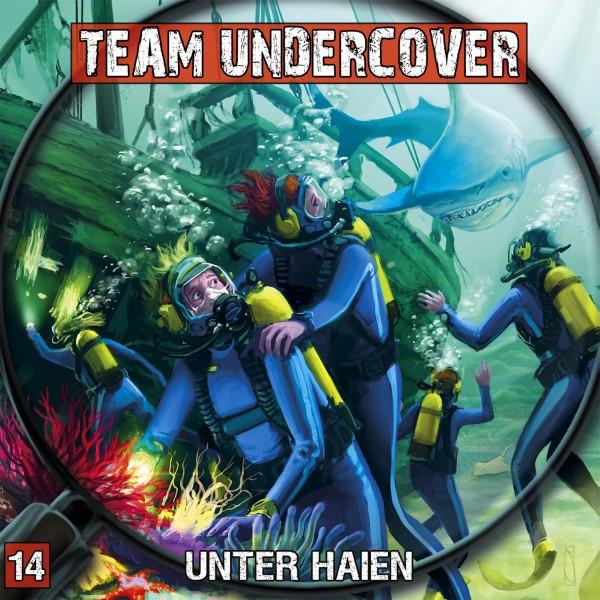 Team Undercover 14 Unter Haien