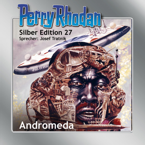 Perry Rhodan Silber Edition 27 Andromeda - Remastered (2 mp3-CDs)