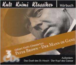 Kult Krimi Klassiker Pater Brown Der Mann im Gang u.a.