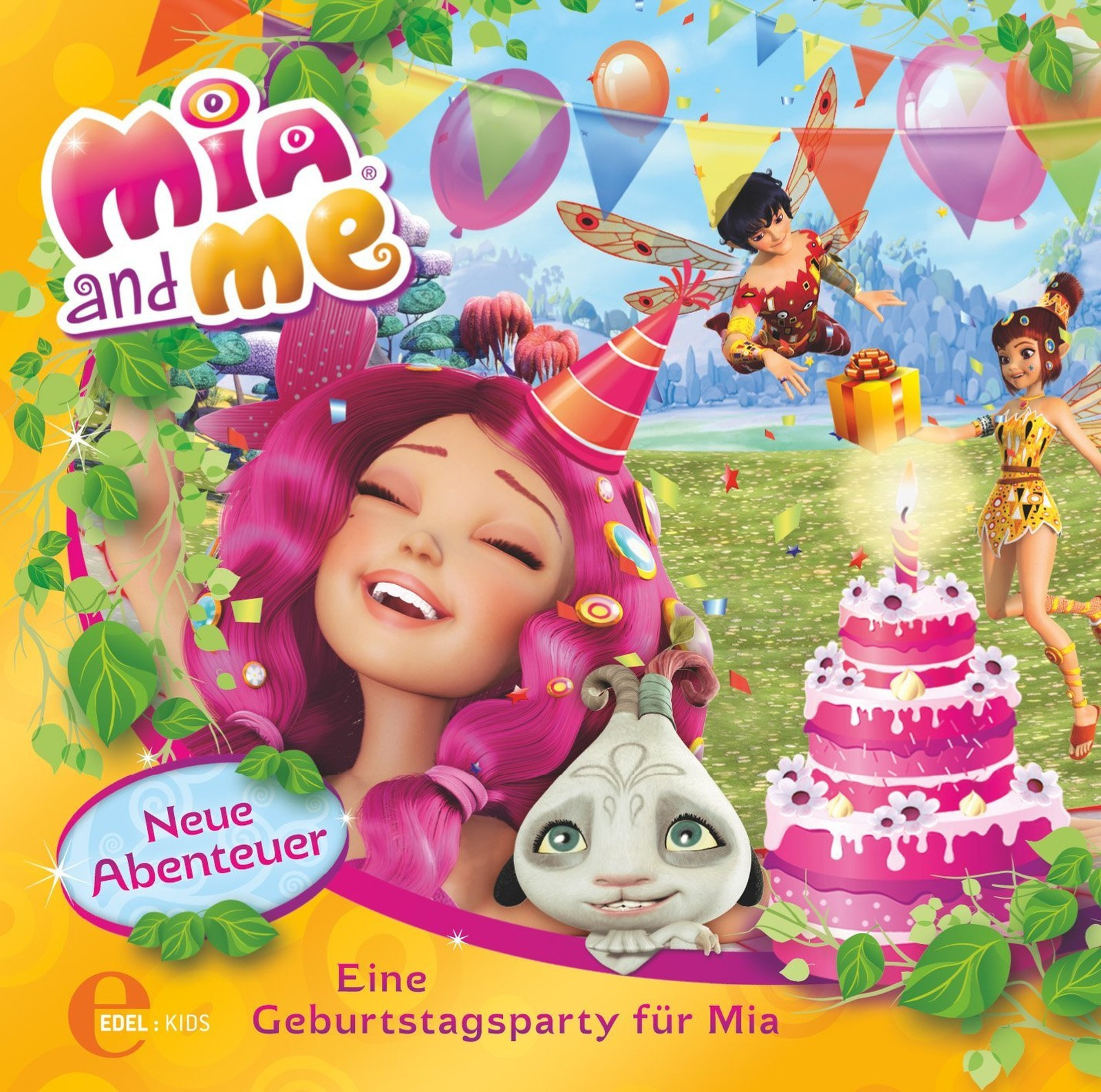 Mia and me - Folge 3: Eine Geburtstagsparty für Mia