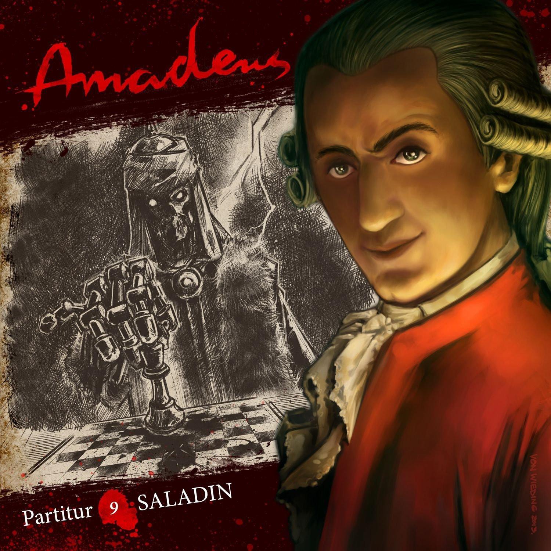 Amadeus - Partitur 9 - Saladin