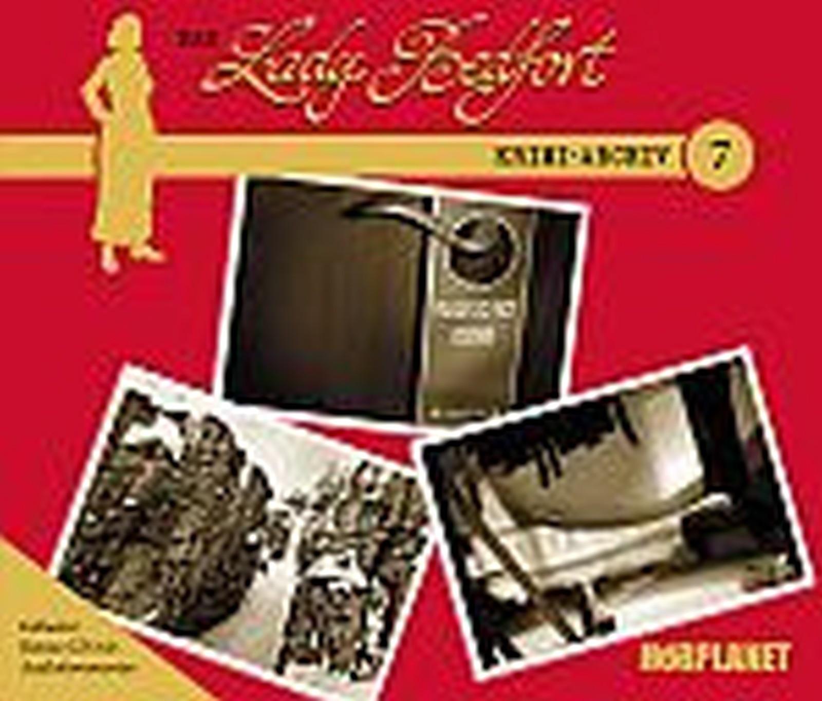 Lady Bedfort - Das Lady Bedfort Krimi-Archiv 7