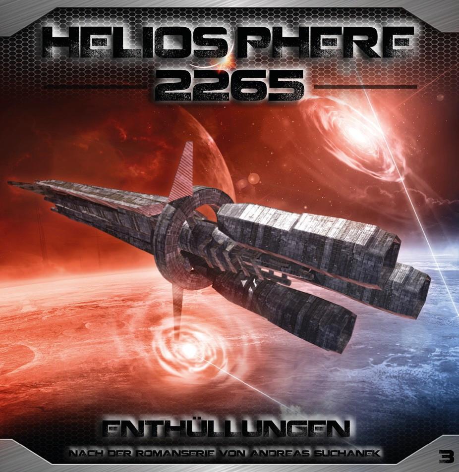 Heliosphere 2265 - Folge 3 : Enthüllungen