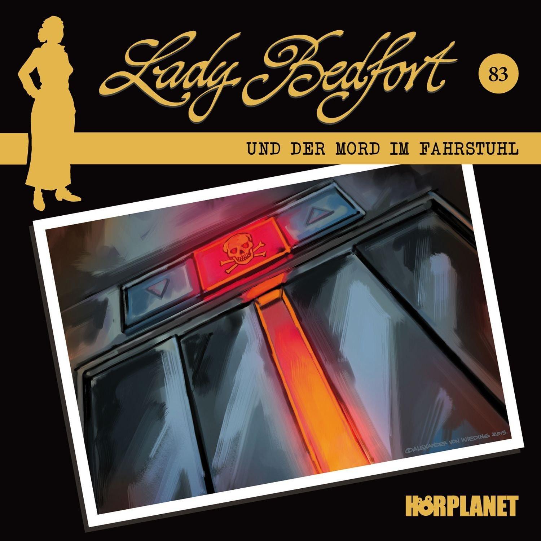 Lady Bedfort 83 Der Mord im Fahrstuhl