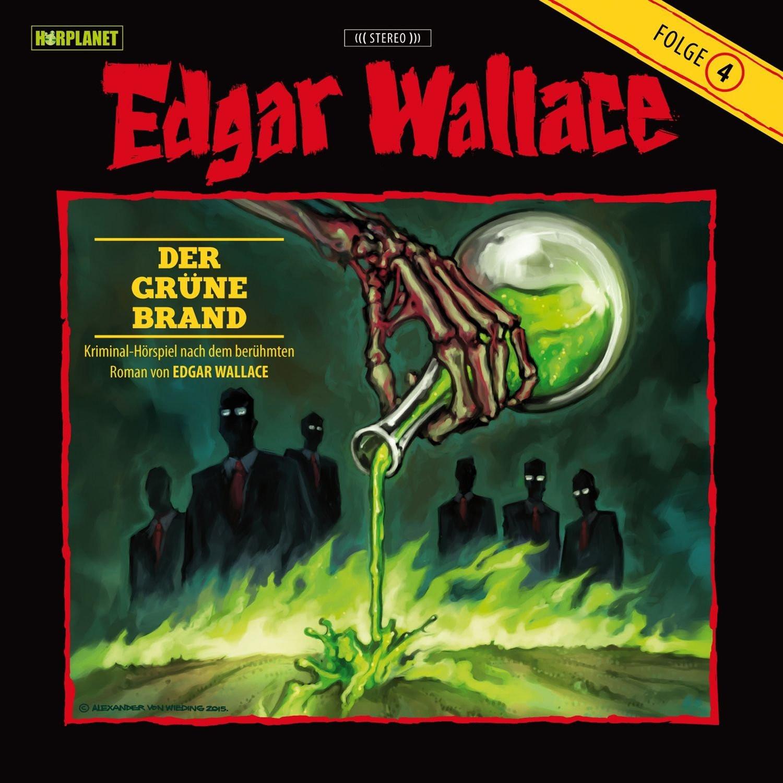 Edgar Wallace - Folge 04: Der grüne Brand