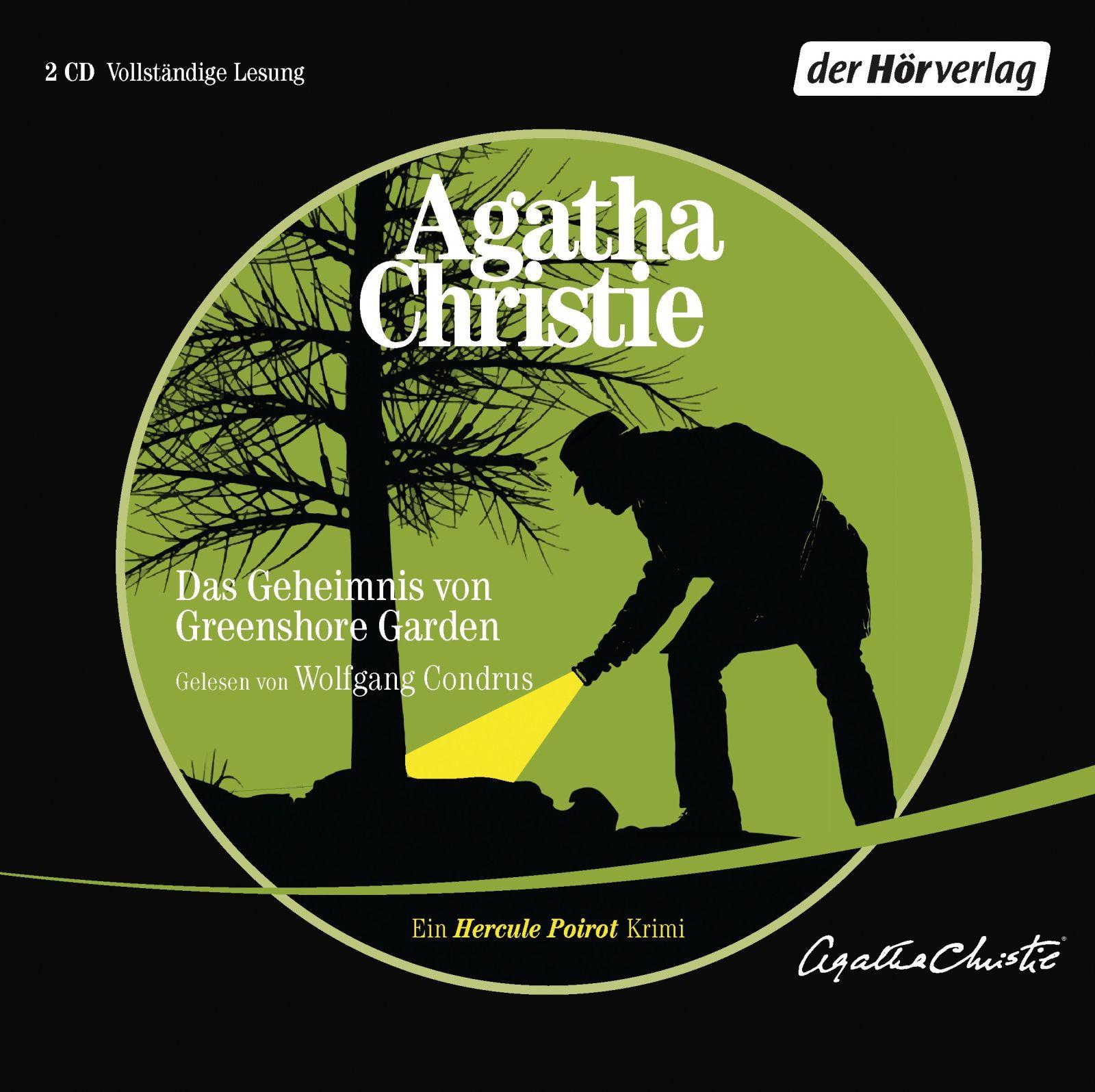 Agatha Christie - Das Geheimnis von Greenshore Garden