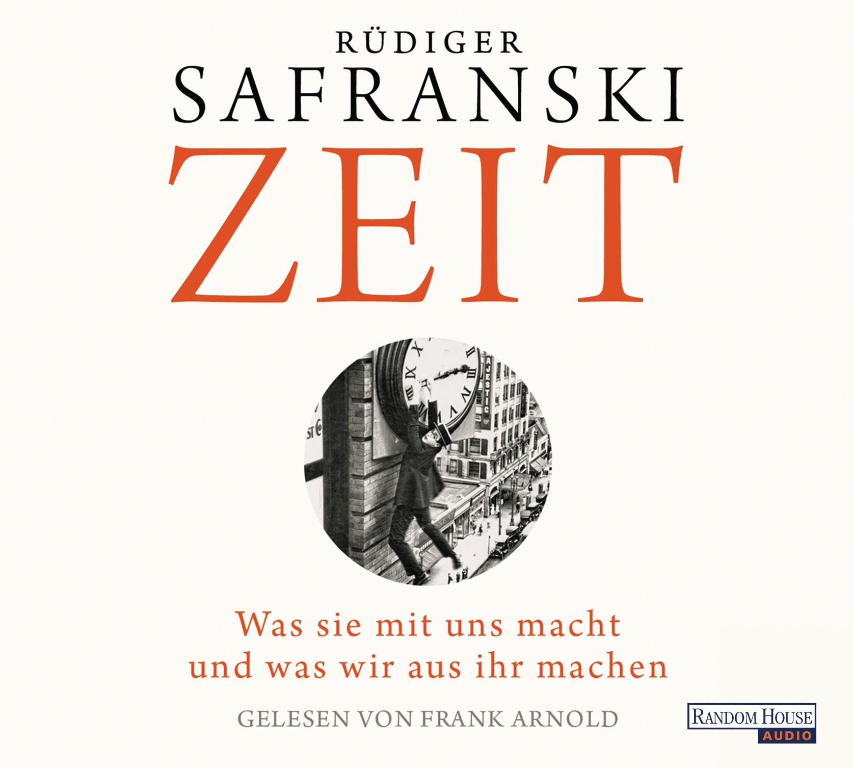 Rüdiger Safranski - Zeit