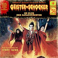 Geister-Schocker 56 Im Club der Satanstöchter