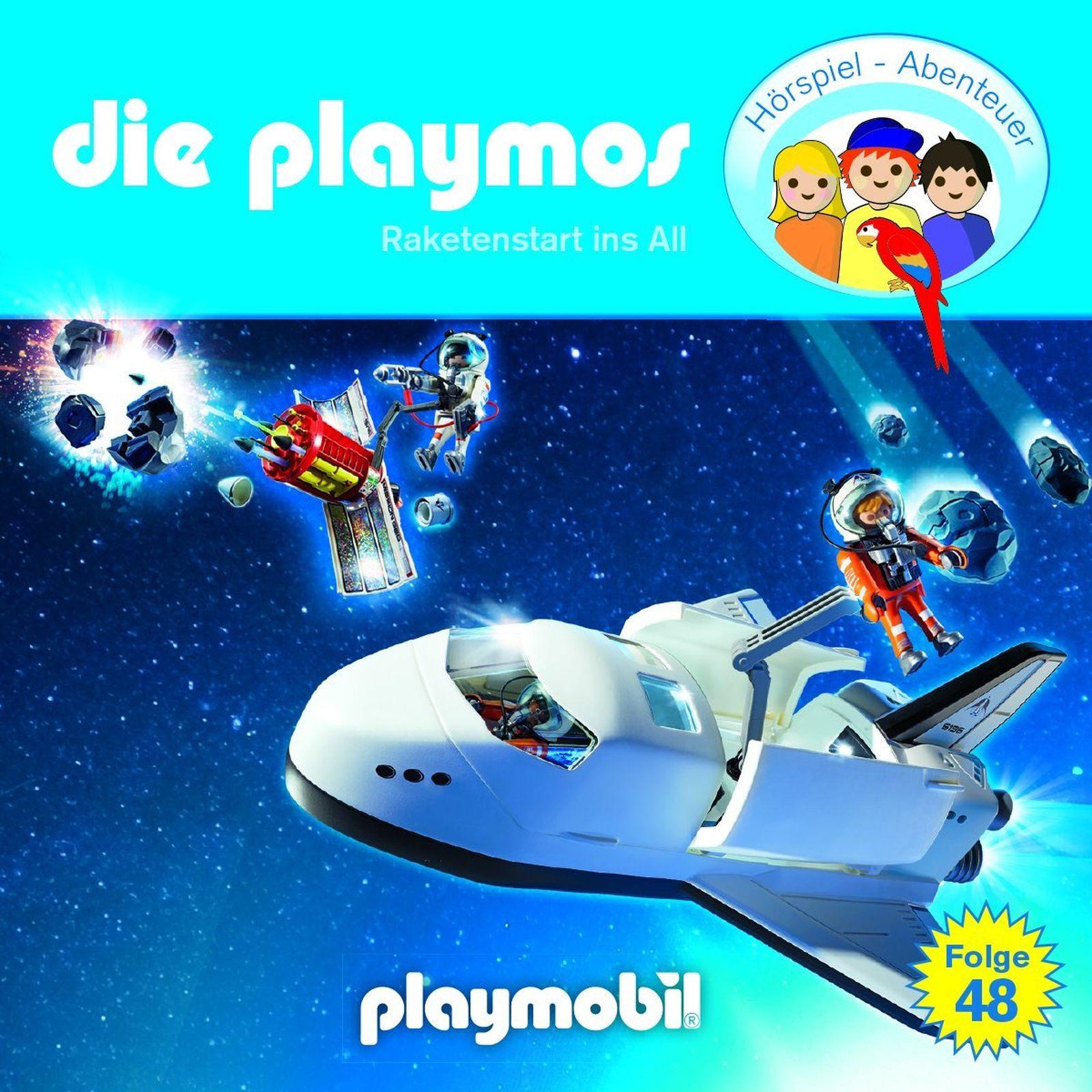 Die Playmos - Folge 48: Aufbruch ins All