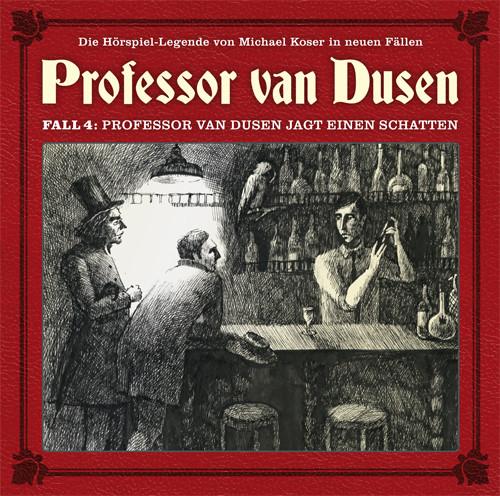Professor van Dusen - Neue Fälle 4: Professor van Dusen jagt einen Schatten