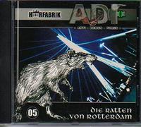 A.D.F. Anti Demon Force Folge 5 Die Ratten von Rotterdam