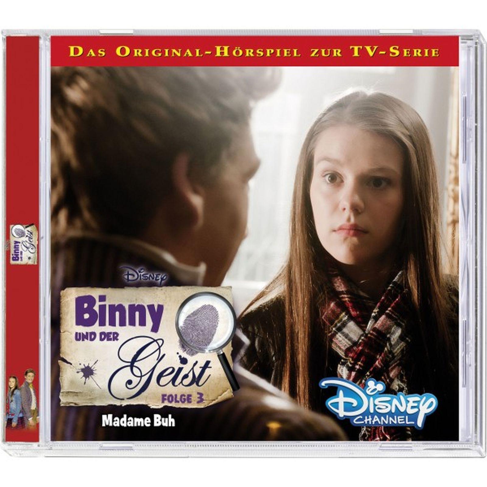 Disney Binny Und Der Geist Folge 3 Madame Buh