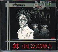 A.D.F. Anti Demon Force Folge 3 Uni Zombies