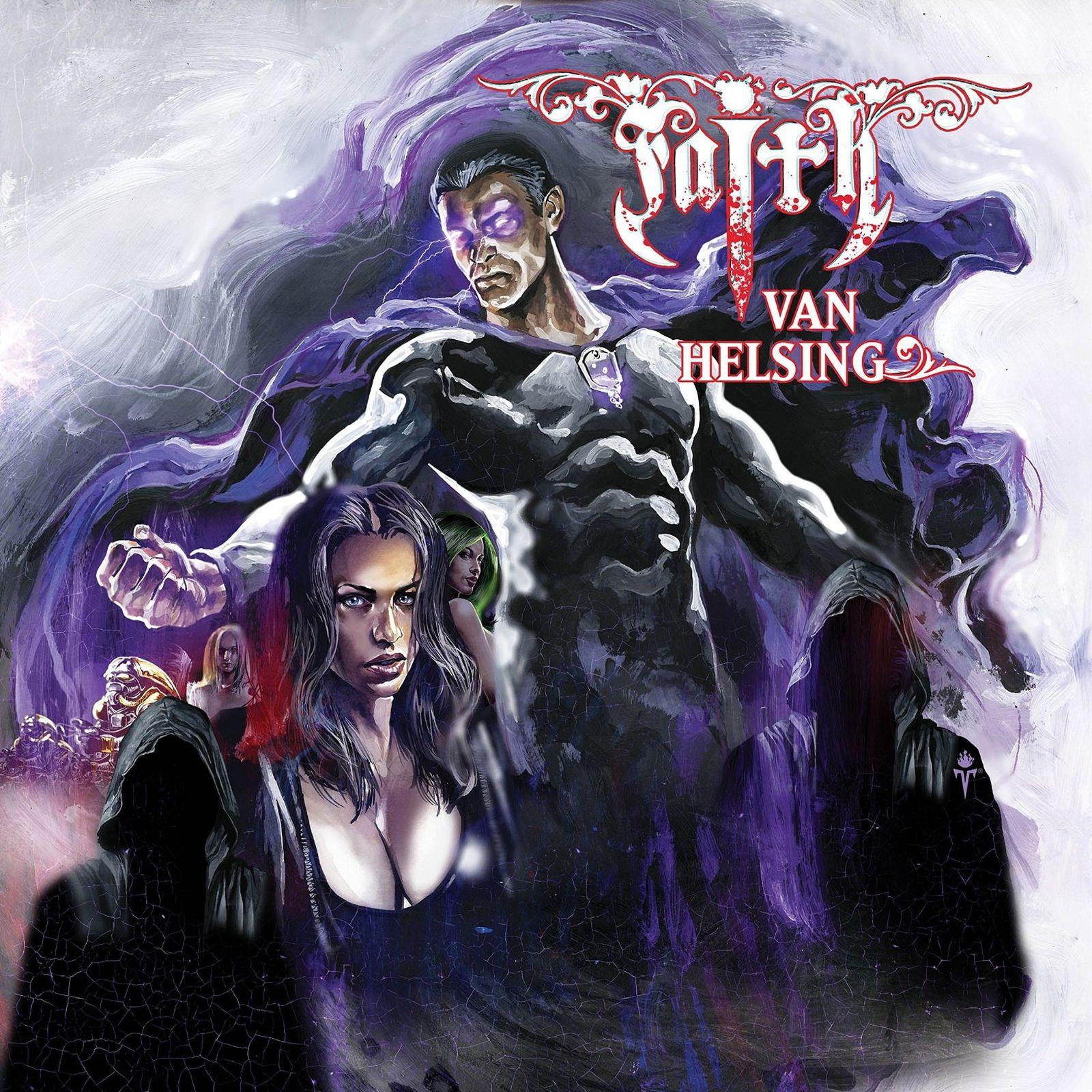 Faith - The Van Helsing Chronicles 50 Die Welt am Abgrund