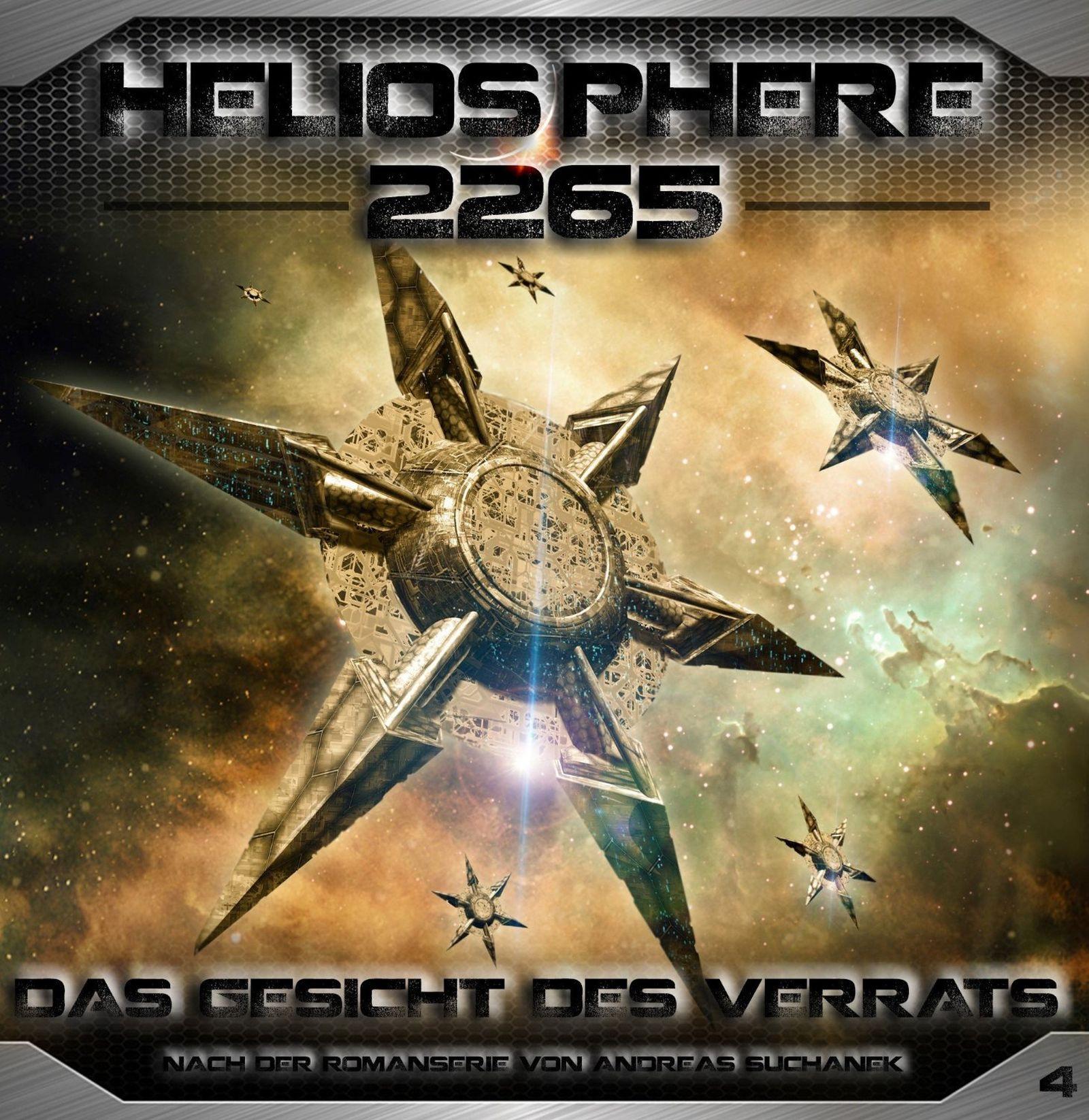Heliosphere 2265 - Folge 4: Das Gesicht des Verrats