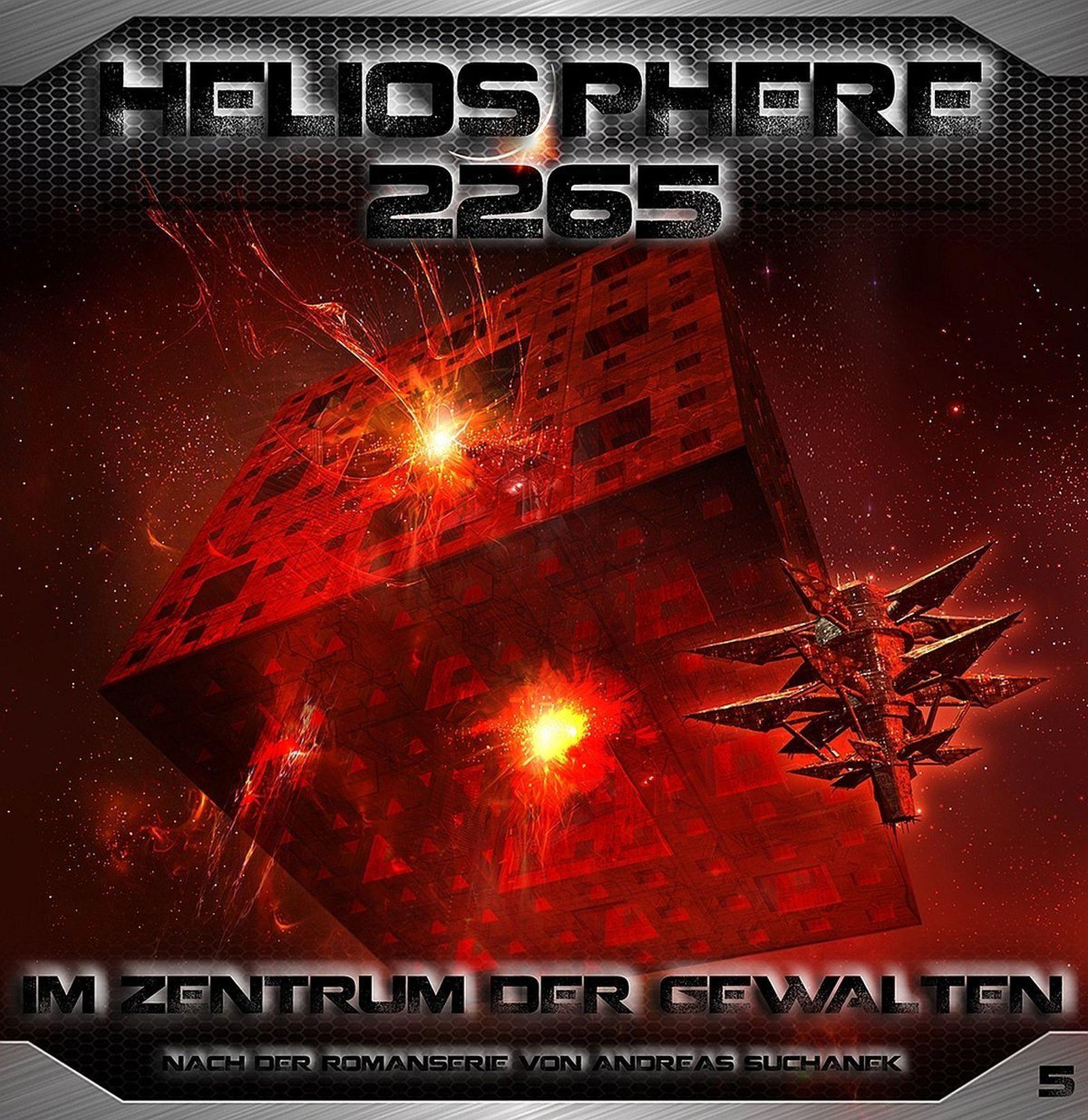 Heliosphere 2265 - Folge 5: Im Zentrum Der Gewalten