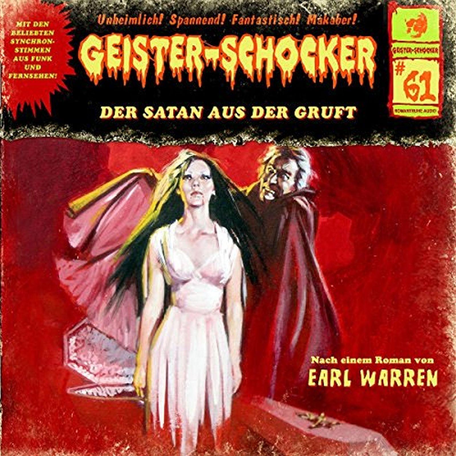 Geister-Schocker 61 Der Satan aus der Gruft