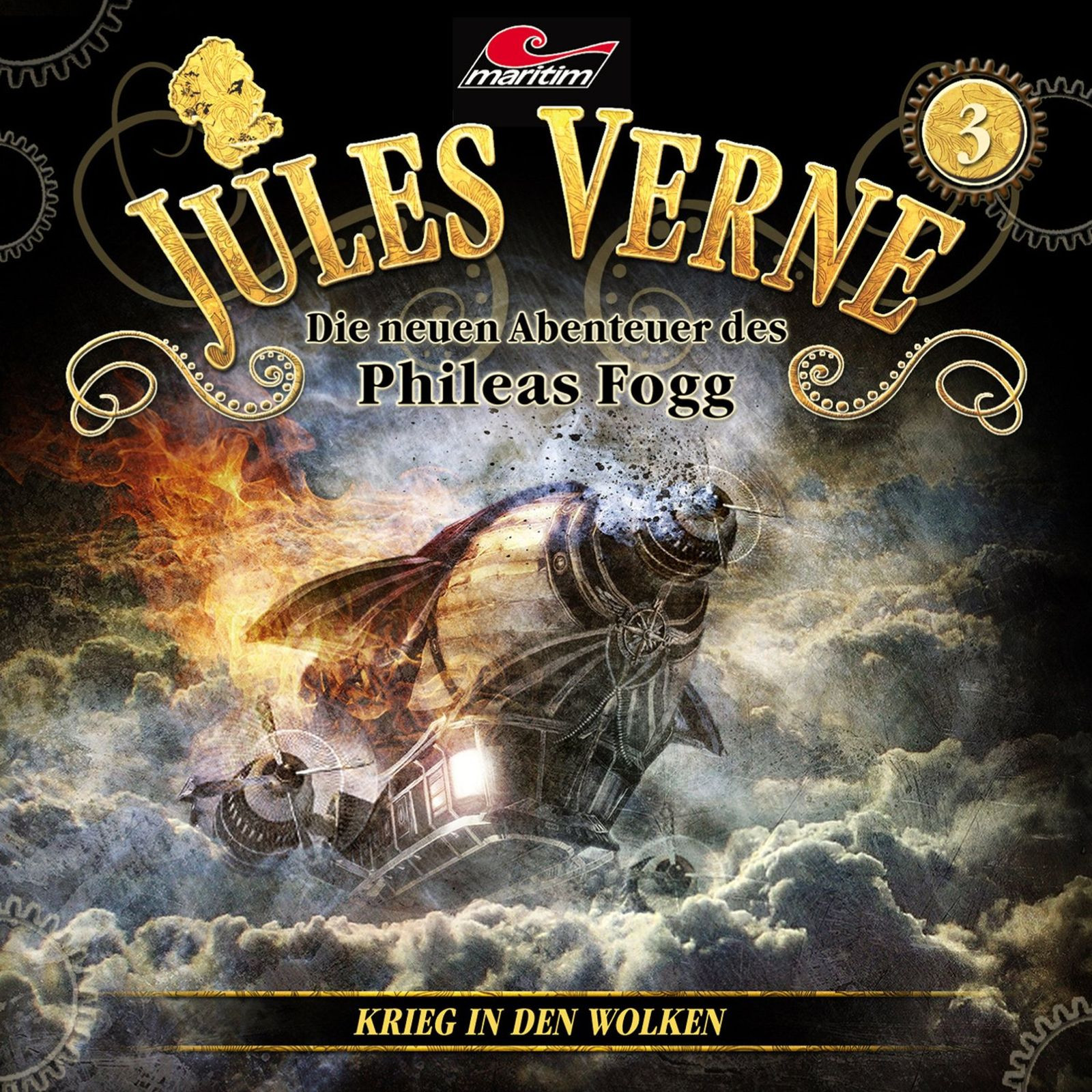 Jules Verne - Folge 3: Krieg in den Wolken