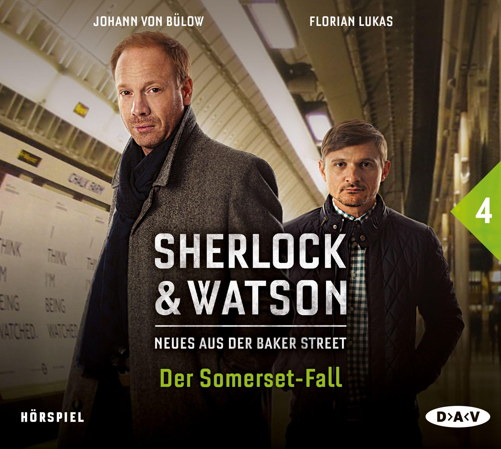 Sherlock & Watson - Neues aus der Baker Street 4: Der Somerset-Fall