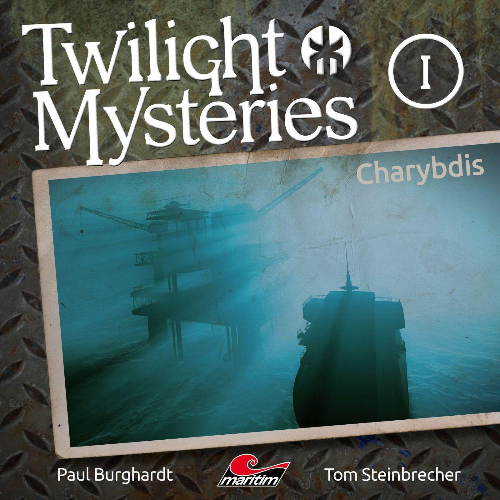 Twilight Mysteries - Folge 1: Charybdis