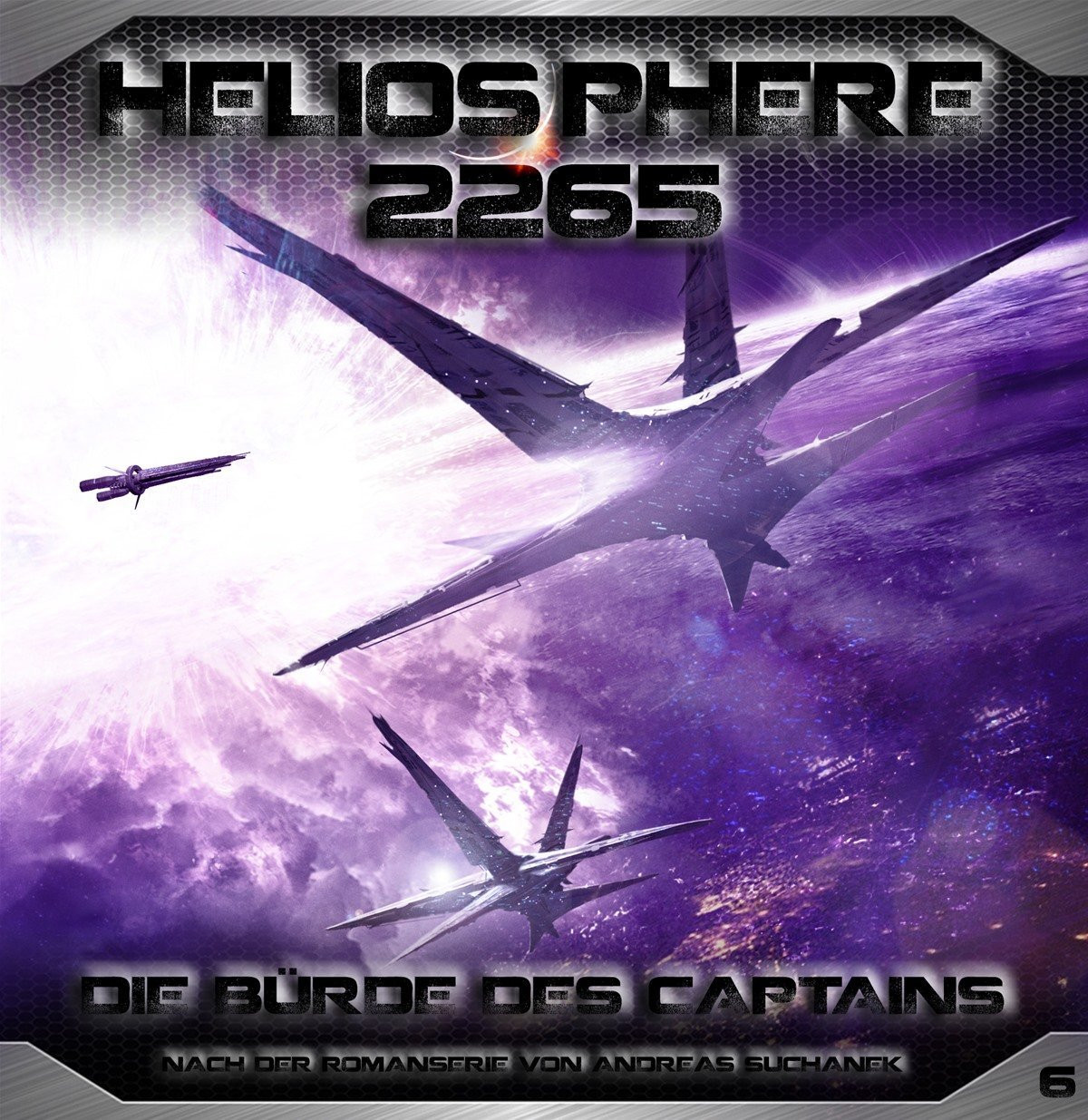 Heliosphere 2265 - Folge 6: Die Bürde des Captains