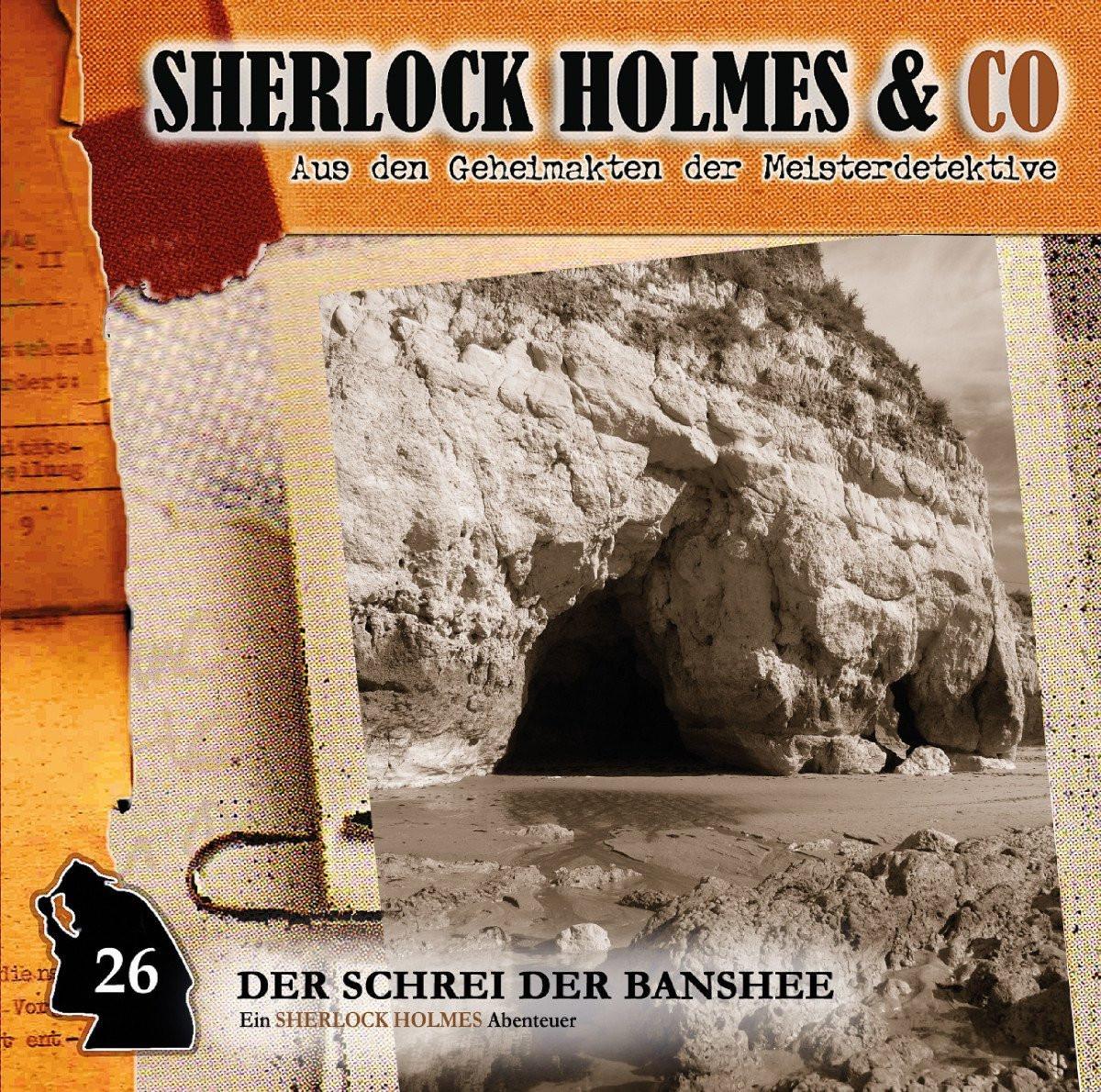 Sherlock Holmes & Co. 26 - Der Schrei Der Banshee (Teil 1)
