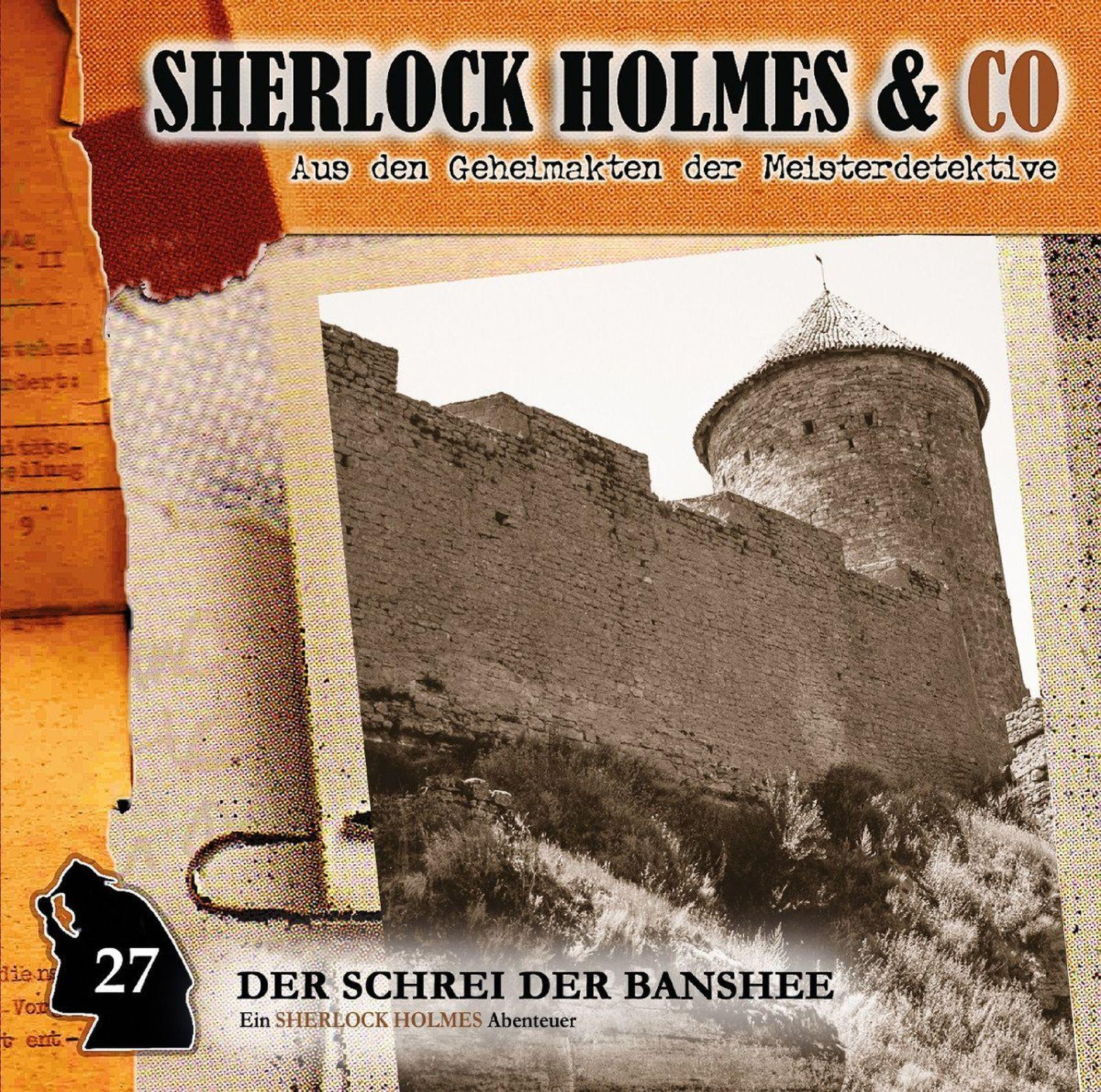 Sherlock Holmes & Co. 27 - Der Schrei Der Banshee (Teil 2)